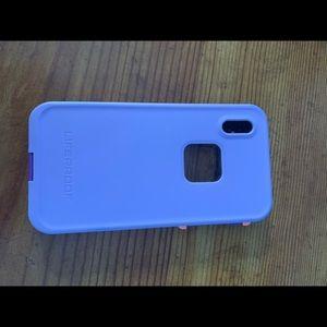 LifeProof IPhone X case